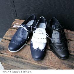 【即納あり】【一部予約】【2月入荷予定】【2017秋冬】TRAVELSHOESbychausser(トラベルシューズバイショセ)TR-004ウィングチップマニッシュシューズブラック|ground|靴|