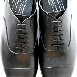 【予約】【9月下旬入荷予定】【送料無料】TRAVELSHOESbychausser(トラベルシューズバイショセ)TR-001ストレートチップマニッシュシューズブラック|ground|靴|