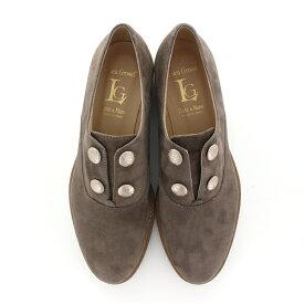 【セール対象】LucaGrossiルカグロッシD915Mボタンデザインスリッポンマニッシュシューズground靴 レビューキャンペーン実施中