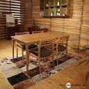 商品名|JPECジェペック ダイニング5点セットカラー| オーク ナチュラルサイズ| テーブル幅 180cm 北欧テイスト ウレ…
