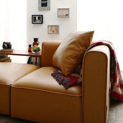 商品名 UN-Dユニットコーナーソファカラー 2色対応主素材 ポリエステル、合成皮革ウ、レタンフォームお部屋のスタイルに合わせて変化可能なデザイン※1年保証付き