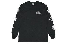 BILLIONAIRE BOYS CLUB DIAMOND & DOLLAR L/S T-SHIRT (BLACK)ビリオネアボーイズクラブ/ロングスリーブティーシャツ/ブラック