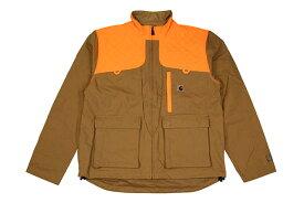 Carhartt UPLAND FIELD JACKET (102800/211:Carhartt BROWN)カーハート/フィールドジャケット/ブラウン