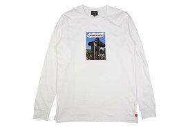 ACAPULCO GOLD I LOVE NEW YORK L/S T-SHIRTS(WHITE)アカプルコゴールド/ロングスリーブティーシャツ/ホワイト