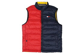 TOMMY HILFIGER REVERSIBLE COLORBLOCK CHANNELED VEST(78C8148-416)トミーヒルフィガー/ベスト