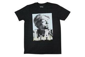 2PAC OFFICIAL L.A. T-SHIRT (BLACK)トゥーパック/ショートスリーブティーシャツ/ブラック