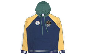 BILLIONAIRE BOYS CLUB BB SOUVENIR HOODIE (891-6304:BLUE DEPTHS)ビリオネアボーイズクラブ/プルオーバーフーディー/ブルーデプス