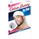 DREAM SILKY & SHINY DELUXE LUXURY DU-RAG (WHITE)ドリーム/ドゥーラグ/ホワイト