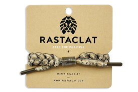 RASTACLAT BRAIDED BRACELET (DESERT CAMO)ラスタクラット/ブレスレット/デザートカモ