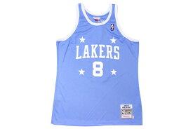●MITCHELL&NESS AUTHENTIC THROWBACK JERSEY (NBA/LOS ANGELES LAKERS/04-05/KOBE BRYANT: LIGHT BLUE)ミッチェル&ネス/スローバックバスケットゲームジャージ/水色