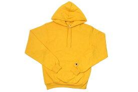 b9ec57ee568fd7 Champion USA Eco Pullover Hoodie (Gold)チャンピオン/プルオーバーパーカー/黄色