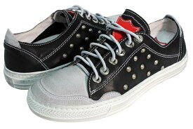 HTC (Hollywood Trading Company) JOURNEY SNEAKER LOW (13SHTSC049: BLACK)エイチティーシー/スニーカー