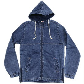 BENCH/(ベンチ) Denim Zip Jacket (ジップ・デニム・ジャケット)