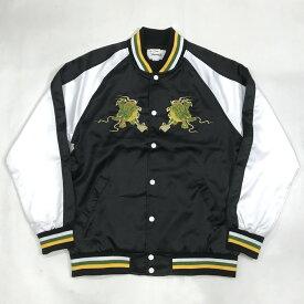 Diamond Supply Co.(ダイヤモンド サプライ) x AOKI SOUVENIR Jacket(コラボ・スカジャン)