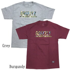 Grizzly(グリズリー) TJ Rogers Stamp T-Shirt (T−シャツ)