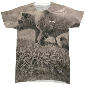 Grizzly(グリズリー) Wild Frontier T-Shirt (T−シャツ)