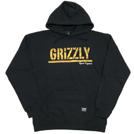 Grizzly(グリズリー) OLD FRIEND Sweat Hoodie (パーカー)