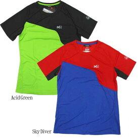 MILLET(ミレー) LTK ACTIVIST T-Shirt (LTK アクティビスト Tシャツ)