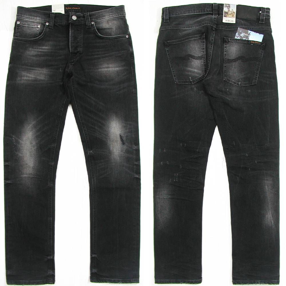 Nudie Jeans(ヌーディー・ジーンズ) Grim Tim(グリム・ティム) Denim Pants