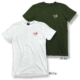 OBEY(オベイ) OBEY FLOWER SLUB T-Shirt(スラブ・T-シャツ)