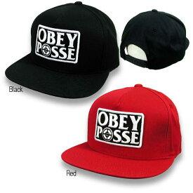 OBEY(オベイ) BANDERA SNAPBACK Cap(スナップバックキャップ・帽子)