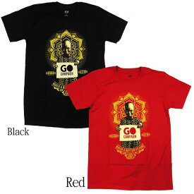 OBEY(オベイ) GO CAMPAIGN T-Shirt(T-シャツ)