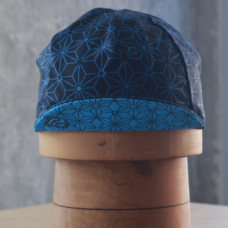 [2枚以上で2枚目から20%off][メール便対応]blue ice CAP サイクルキャップ Cinelli チネリ イタリア製 サイクリングキャップ