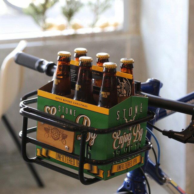 【グランピー】PDW ポートランドデザインワークス Takeout Basket テイクアウトバスケット 自転車 キャリア 買い物 ツーリング キャンプ カゴ