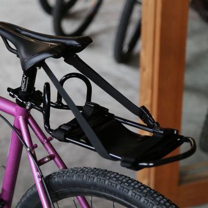 【グランピー】PDW ポートランドデザインワークス BindleRack ビンドルラック サドルラック バイクパッキング しまなみ海道 キャンプ ツーリング