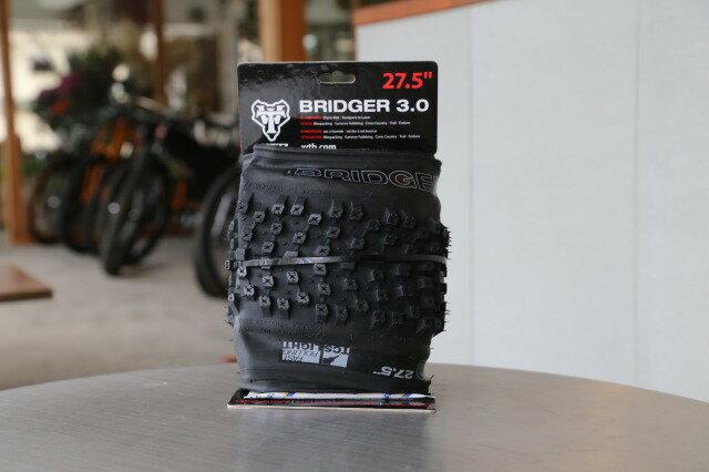 WTB BRIDGER 27.5x3.0 ブレイザー セミファットタイヤ