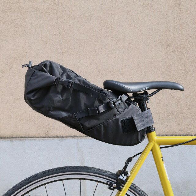 seat bag シートバック FAIRWEATHER フェアウェザー 自転車 サドルバック 大容量 防水 バイクパッキング 送料無料 グランピー