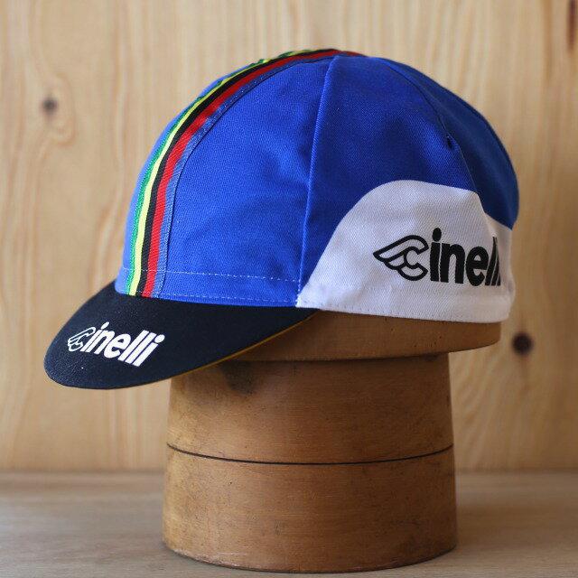 [2枚以上で2枚目から20%off][メール便対応]BASSANO 85 CAP サイクルキャップ Cinelli チネリ イタリア製 サイクリングキャップ