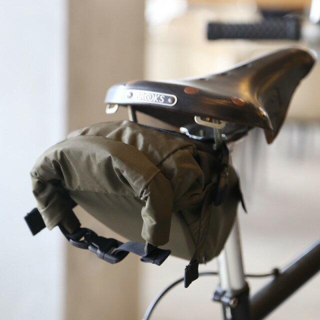【大感謝祭】FAIRWEATHER フェアウェザー SeatBag Mini シートバック ミニ ツーリング サドルバック バイクパッキング Xmasラッピング無料