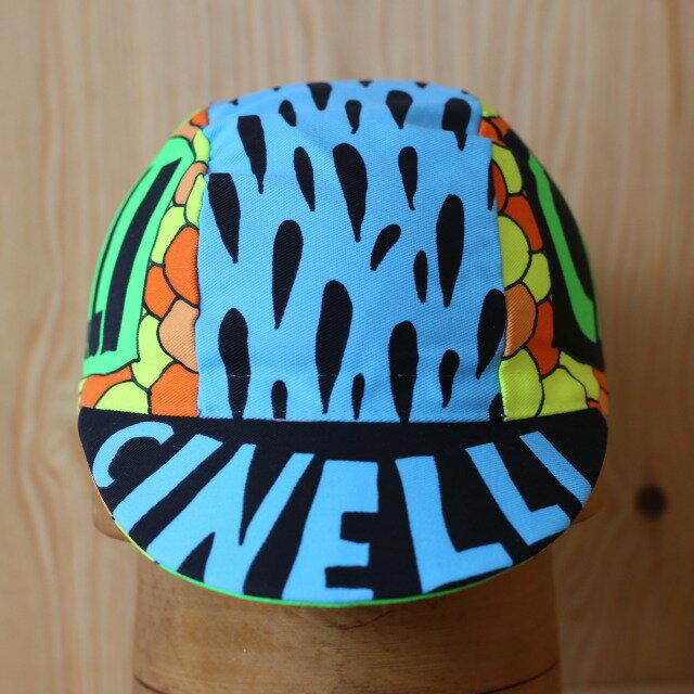 [2枚以上で2枚目から20%off][メール便対応]ANA BENAROYA POSEIDON CAP サイクルキャップ Cinelli チネリ イタリア製 サイクリングキャップ