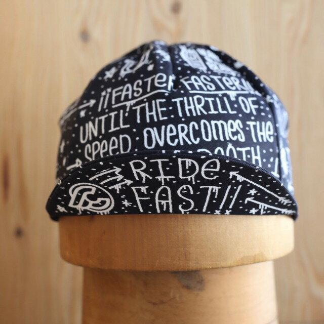 [2枚以上で2枚目から20%off][メール便対応]Rider Collection cap Chas Christiansen CAP サイクルキャップ Cinelli チネリ イタリア製 サイクリングキャップ