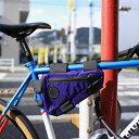 FAIRWEATHER Corner Bag X-PAC フェアウェザー コーナーバッグ ツーリング バイクパッキング