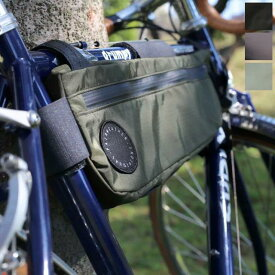 Frame Bag フレームバッグ FAIRWEATHER フェアウェザー 自転車 サイクリング
