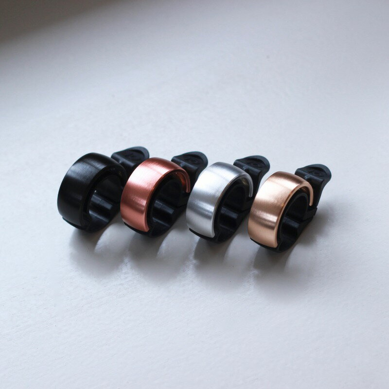 """Oi BICYCLE BELL """"SMALL"""" 22.2mm Knog ノグ 自転車ベル コンパクト おしゃれ"""