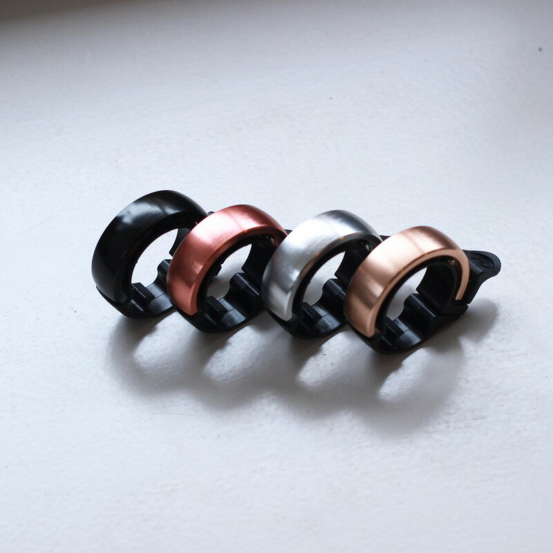"""Oi BICYCLE BELL """"LARGE"""" Knog ノグ 自転車ベル コンパクト おしゃれ 25.4〜31.8mm"""