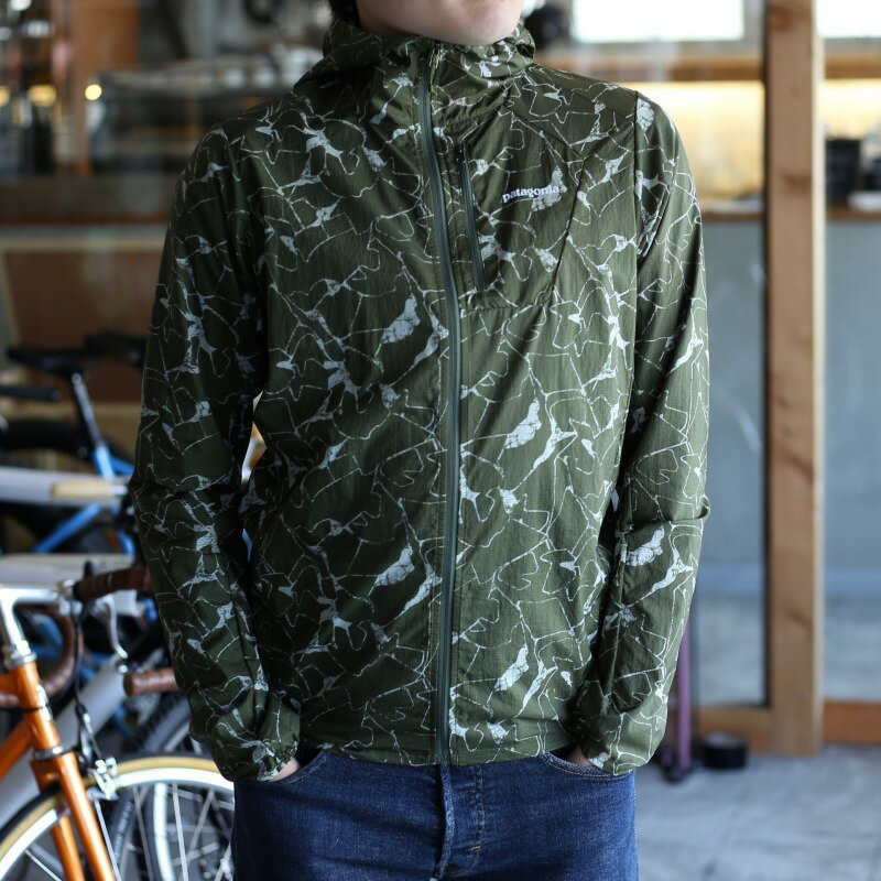 M's Houdini Jacket フーディーニ ジャケット patagonia パタゴニア 防風ウェア