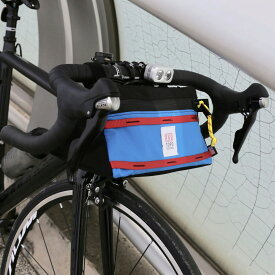 【お買い物マラソン】TOPO DESIGNS トポデザイン BIKE BAG 自転車 バイクパッキング バイクバッグ ハンドルバッグ