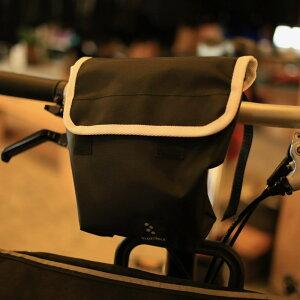 【エントリーでポイント5倍】Rinproject 小径車便利袋 リンプロジェクト ブロンプトン サドルバッグ フロントバッグ