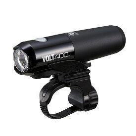 キャットアイ CAT EYE VOLT400 USB充電式ライト LED ブラック HL-EL461RC 送料込 土日も即日出荷