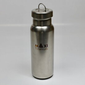 MAXI 800ml Titanium Watre Bottle マキシチタンボトル MXーTWB