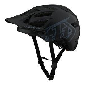 【エントリーでポイント10倍】【初めて買う人向】A1 Drone ヘルメット Troy Lee Design/トロイリーデザイン マウンテンバイク 初心者 MTB トレイルライド 街乗り 安全