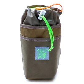 [ネコポス対応]stem pouch x-pac 全8色 ステムバッグ フードポーチ BLUE LUG ブルーラグ