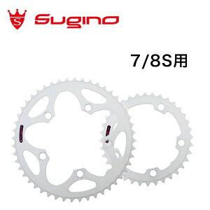 【エントリーでポイント5倍】Sugino 110J インナー チェーンリング SL スギノ PCD110mm