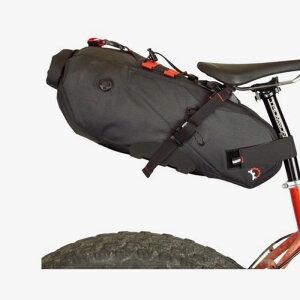 【エントリーでポイント5倍】Revelate Designs スパインロック・サドルバッグ 10L レベレイトデザイン サドルバッグ バイクパッキング シートポスト取り付け マウンテンバイク向き