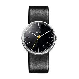 BRAUN ブラウン アナログ メンズ BN0021BKBKG 腕時計 レディース ブラック 黒 ホワイト 白 ブラウン 茶 レザー 革ベルト BNH0021