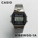 【10年保証】【日本未発売】CASIO カシオ スタンダード A168WGG-1A 腕時計 メンズ レディース キッズ 子供 男の子 女…